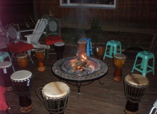 Kohe hakkame trummima