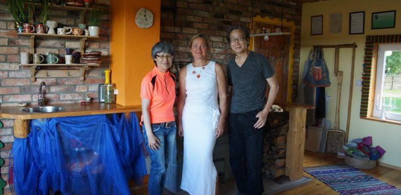 Lauli Loovstuudiot külastasid ajakirjanikud Hiinast
